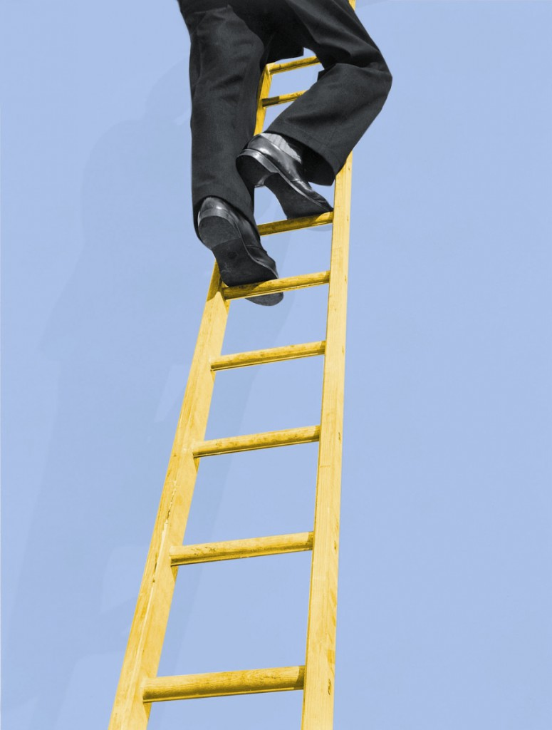 climbing the corporate ladder You just can't make this stuff up most of us spend our lives trying to figure out what it takes to stand apart from the crowd, get hired and promoted, and climb to the top of the corporate ladder.