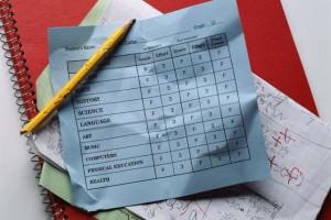 Report Card Failure