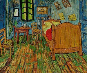 van goghs painting bedroom at arles essay Learn exactly what happened in this chapter, scene, or section of vincent van gogh and what it means perfect for acing essays, tests, and quizzes in arles, van gogh as well as his interior masterpieces the bedroom and the night cafe, the latter in vincent's estimation was.