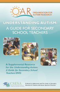 instructional strategies for asd students