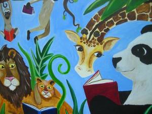 books animals