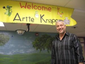 Artie Knapp, Author